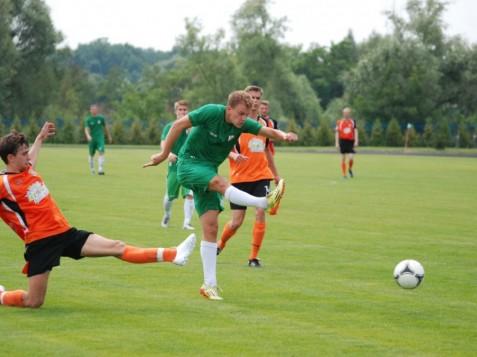 Imponujący Sokół, nowi piłkarze podnoszą poziom