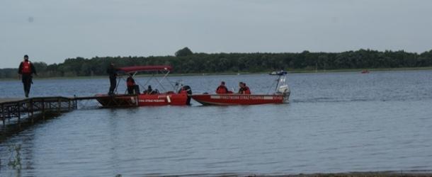 Kolejne w tym sezonie utonięcie w jeziorze Powidzkim
