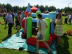Setki rodzin spotkały się na pikniku przed bazyliką