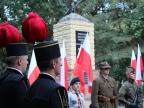 Koninianie przy Pomniku Pomordowanych zawsze 1 września