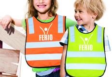 Ferio przedszkolakom