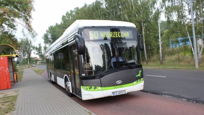 MZK testuje nowy autobus. Czy wkrótce w Koninie będą ekobusy?