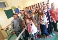 Ananasy z naszej klasy, czyli pierwszaki z Gimnazjum nr 4, 5, 6 i 7