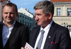 Wicemarszałek Sejmu wierzy w lokalną lewicę i mandaty