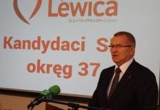 Prezydent Konina poparł Zjednoczoną Lewicę i listę wyborczą