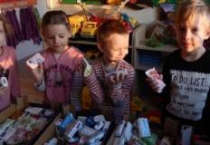 Mieszkańcy Koła przekazali mydło dla afrykańskich dzieci