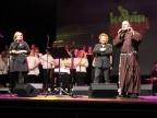 Koniński chór gospel zasilił energią całą salę w Oskardzie