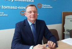 Poseł Nowak o sytuacji w kopalni: potrzebny jest okrągły stół