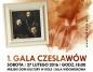 """Gala """"Czesławów"""" i Kwartet Jorgi"""