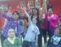 Wspólny taniec przeciwko przemocy na pl. Wolności w Koninie