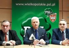 Były wicemarszałek Sejmu Eugeniusz Grzeszczak idzie do pracy