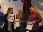 Najlepsi żeglarze Grand Prix Jezior Konińskich nagrodzeni