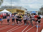 Około 120 osób wzięło udział w pikniku patriotyczno - sportowym