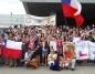 Światowe Dni Młodzieży. W Koninie są pielgrzymi z Chile