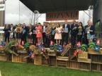 Dożynki powiatowe 2016 odbyły się w Kazimierzu Biskupim