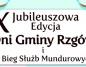 X Jubileuszowa Edycja Dni Gminy Rzgów i IV Bieg Służb Mundurowych