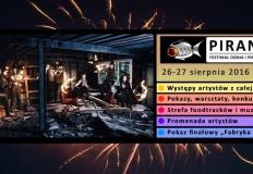Konin. Fireshow i nowoczesna sztuka cyrkowa na koniec wakacji