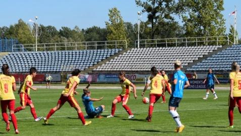 Rumunki nie przestają strzelać, dwucyfrowy wynik z Breznicą
