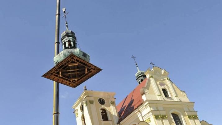 Kolejny etap prac konserwatorskich w bieniszewskim klasztorze