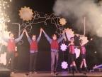 Konin. Prawdziwe ogniowe show na bulwarze nadwarciańskim