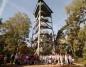 Konin. Turyści odwiedzili Złotą Górę i świętowali na bulwarze