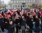 Konin. Nie składają jeszcze parasolek i dalej walczą o prawa kobiet