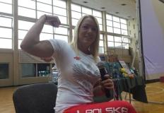 Srebrna kajakarka. Olimpijka z Rio de Janeiro z wizytą w Koninie