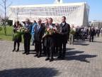 Obchody piątej rocznicy katastrofy smoleńskiej w Koninie