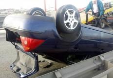 Dwa samochody zderzyły się ...