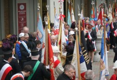 Kilka tysięcy związkowców z tradycyjną pielgrzymką