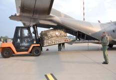Powidzcy lotnicy z pomocą humanitarną dla Nepalu