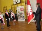Sztandar dla szkolnej tradycji w Gosławicach
