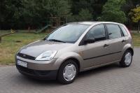 Ford Fiesta 1.3 benzyna na łańcuszku z Niemiec PO OPŁATACH