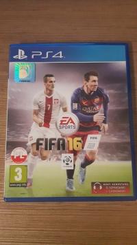 Sprzedam Fifę 16 na PS4!
