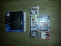 Sprzedam konsole ps3 Super Slim 1Tb