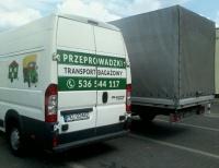 Przeprowadzki-Transport Bagażowy-7 dni w tyg.TEL 536 544 117