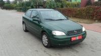 Opel Astra g 1,6 16v 1999 Zadbany Okazja!!! 3200zł