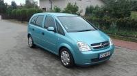 Opel Meriva 1,7CDTI 2003Rok Bardzo ładna I zadbana