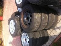 Opony zimowe Dunlop 205/55/16 i 195/55/16