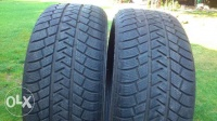 Zimowe 255/50R19 Michelin Latitude Alpin 2 szt.