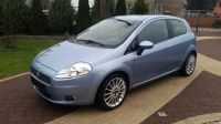 Sprzedam, Fiat Punto Grande 1.4 16V