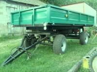 Odnawianie maszyn rolniczych Przyczepa pług siewnik