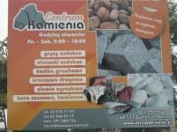 CENTRUM KAMIENIA ŻYCHLIN KAMIEŃ OGRODOWY, GRYSY