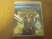 Gra na ps3 Władca Pierścieni Wyprawa Aragorna od lat 12