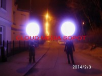 REKLAMA DMUCHANA ŚWIETLNA LED STEROWCE,BALONY PRODUCENT