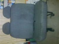 Fotele kanapy od forda Transita