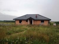 Grąblin, Gm. Kramsk dom + 4 stawy