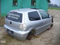 Lampy Tylne VW polo  lewa prawa biale 140zl Tuning Konin