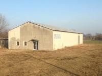 Nowa CENA!!! Sprzedam halę o pow. 500 m2 na działce 0,61 ha.
