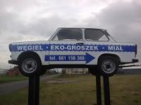 Sprzedaz EkoGroszek Czeski